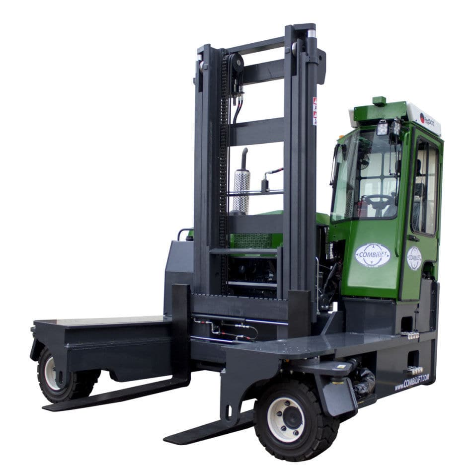 Multi Directional Forklifts for Sale in Northampton, Nottingham, Derby, Warwick, Leicester, Birmingham and across East Midlands, and West Midlands.