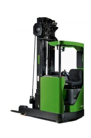 CESAB R216 reach trucks for sale & hire from Angus Lift Trucks