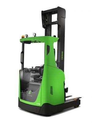 CESAB R316 reach trucks for sale & hire from Angus Lift Trucks