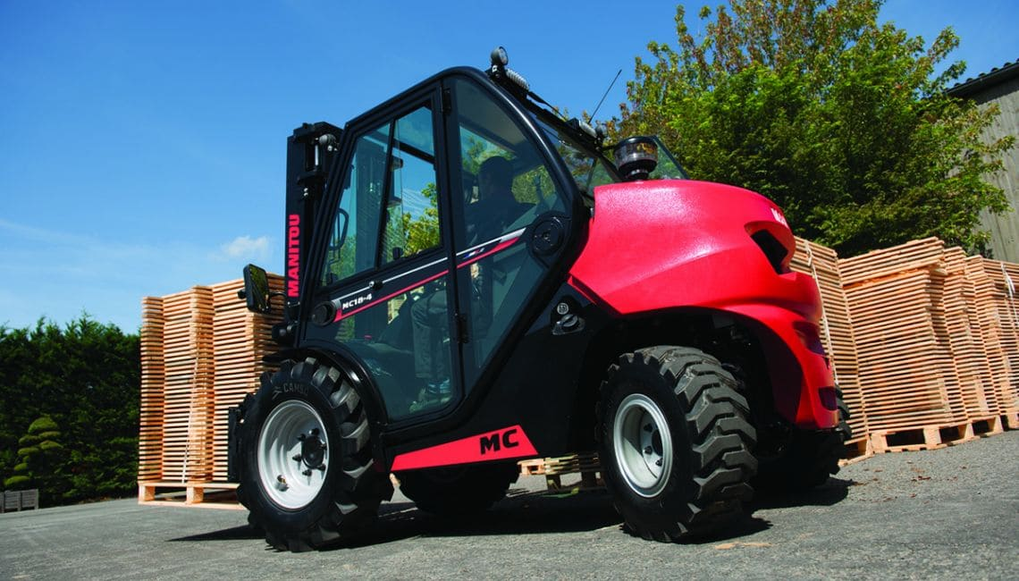 Rent or Buy Rough Terrain Forklifts in Northampton, Nottingham, Derby, Warwick, Leicester, Birmingham and across East Midlands, and West Midlands.