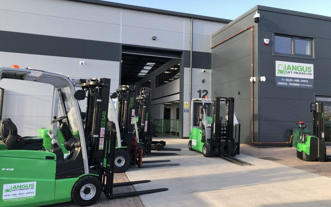LPG, Diesel, Li-lon or Electric? A Guide To Choosing Your Forklift