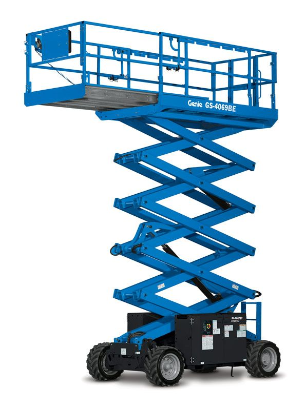 scissor lifts for hire & sales in the UK