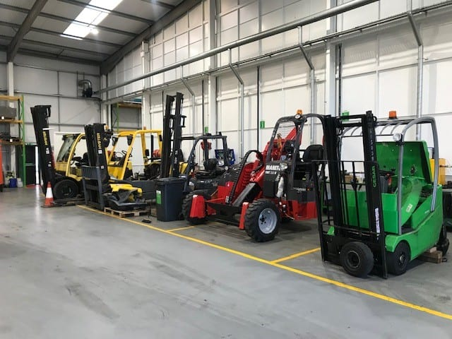 Top 7 Forklift Accessories & Their Uses
