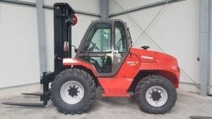 vehicle mounted lift truck