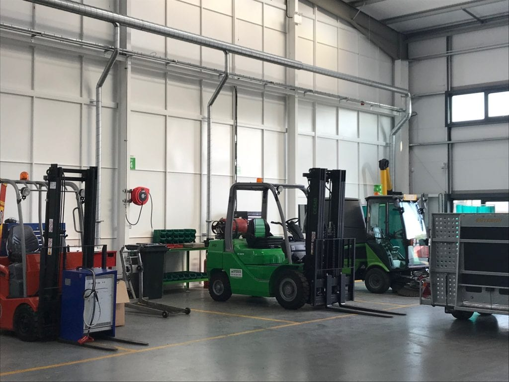 Forklifts Hire & Rental prices in Leicester, Northampton, Derby, Warwick, East Midlands, West Midlands, Birmingham and Nottingham