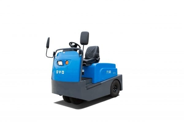 BYD T50 Iron Phosphate Forklift for Sale in UK, in areas like Leicester, Northampton, Nottingham, Birmingham, Derby, Warwick, West Midlands and East Midlands