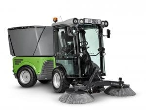 Egholm City Ranger 3070 Outdoor Sweeper for Sale in UK, in areas like Leicester, Northampton, Nottingham, Birmingham, Derby, Warwick, West Midlands and East Midlands (3)