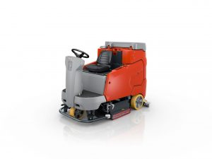Hako B260-R Ride on Scrubber drier for Sale in UK, in areas like Leicester, Northampton, Nottingham, Birmingham, Derby, Warwick, West Midlands and East Midlands