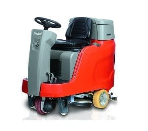 Hako B75R Ride On Sweeper for Sale in UK, in areas like Leicester, Northampton, Nottingham, Birmingham, Derby, Warwick, West Midlands and East Midlands