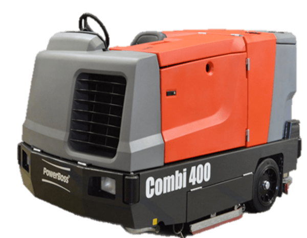 Hako Combi 400 Combined Scrubber Sweeper for Sale in UK, in areas like Leicester, Northampton, Nottingham, Birmingham, Derby, Warwick, West Midlands and East Midlands