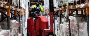 Pivot Steer forklift training courses in UK