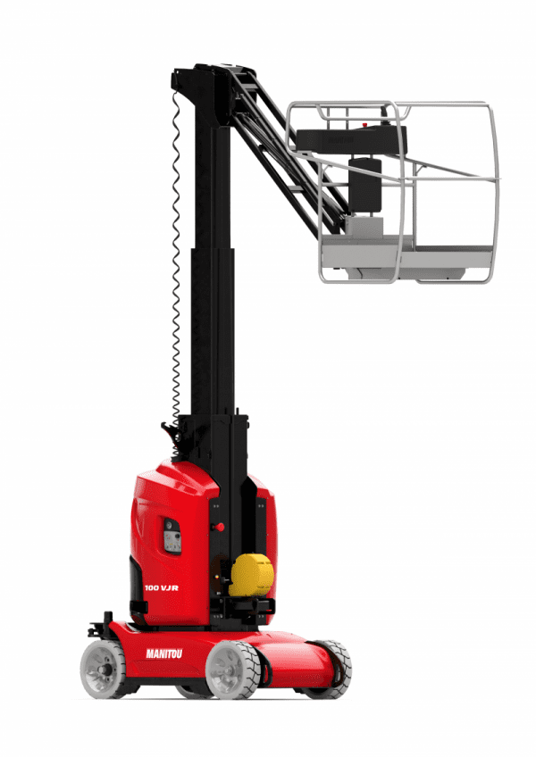 Manitou 100 VJR rough terrain forklift truck for Sale in UK, in areas like Leicester, Northampton, Nottingham, Birmingham, Derby, Warwick, West Midlands and East Midlands