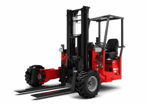 Manitou TMM 20 4W rough terrain forklift truck for Sale in UK, in areas like Leicester, Northampton, Nottingham, Birmingham, Derby, Warwick, West Midlands and East Midlands