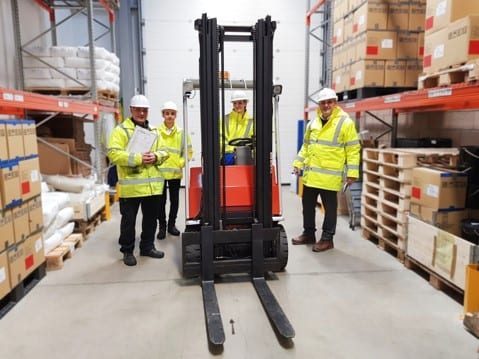 A Comprehensive Guide To Forklift Training