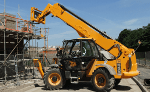Telescopic Forklift Training