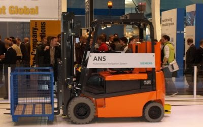 5 Technologies That Will Transform the Forklift Industry