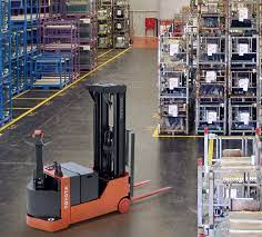 the AI warehouse forklifts of the future